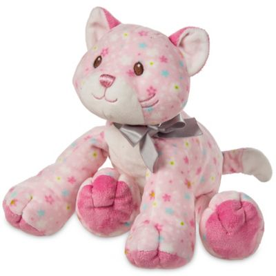 Mary Meyer® Little Nuzzle Kitty Soft Toy in Pink