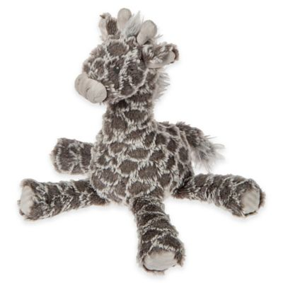 Mary Meyer® Afrigque Boutique Giraffe Soft Toy in Grey