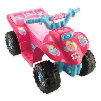 Fisher-Price® Power Wheels® Barbie™ Lil Quad™