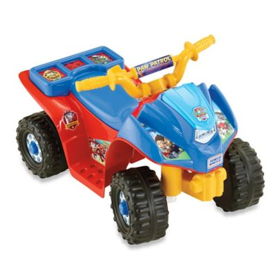 Fisher-Price® Power Wheels® Nickelodeon™ PAW Patrol™ Lil Quad™