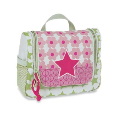 Lassig 4Kids Mini Washbag in Starlight Magenta