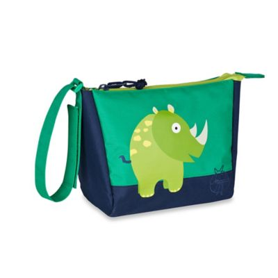 Lassig 4Kids Wildlife Rhino Mini Washbag