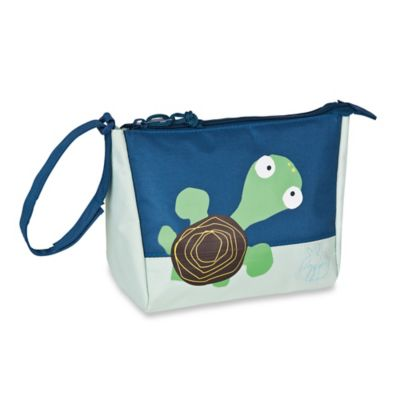 Lassig 4Kids Wildlife Turtle Mini Washbag