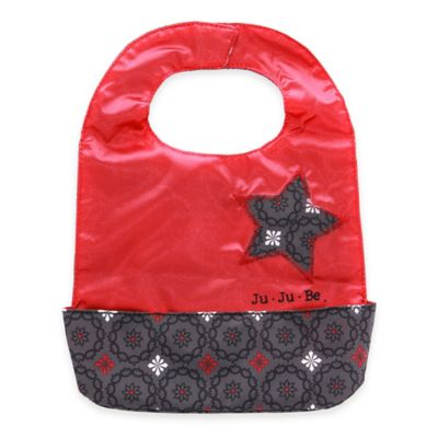 Ju-Ju-Be® Be Neat Bib in Magic Merlot