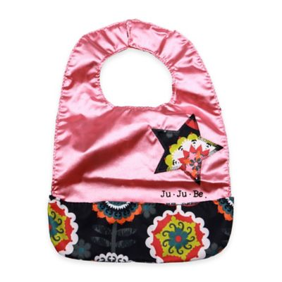 Ju-Ju-Be® Be Neat Bib in Dancing Dahlias