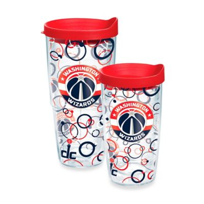 Tervis® NBA Washington Wizards Bubble Up 16 oz. Wrap Tumbler with Lid