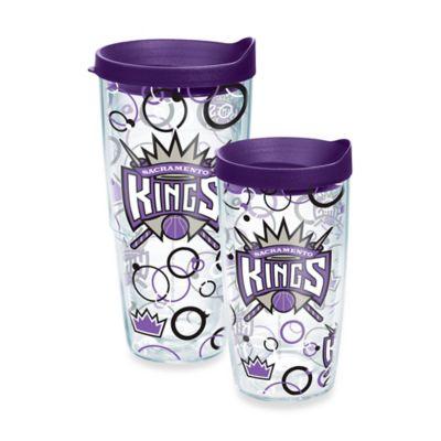 Tervis® NBA Sacramento Kings Bubble Up 16 oz. Wrap Tumbler with Lid