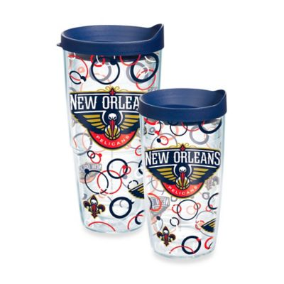 Tervis® NBA New Orleans Pelicans Bubble Up 16 oz. Wrap Tumbler with Lid
