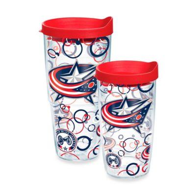 Tervis® NHL Columbus Blue Jackets Bubble Up 16 oz. Wrap Tumbler with Lid