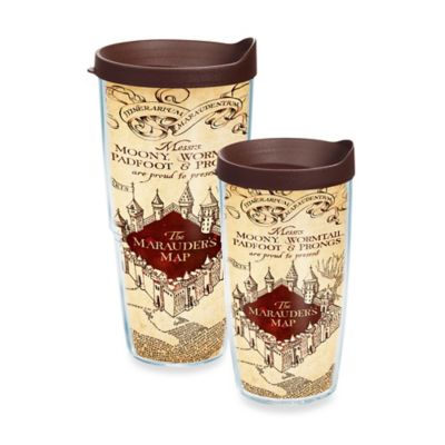 Tervis® Harry Potter Marauders Map 24 oz. Wrap Tumbler with Lid