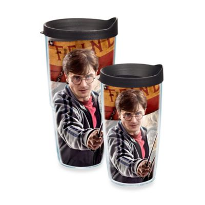 Tervis® Harry Potter Trio 16 oz. Wrap Tumbler with Lid