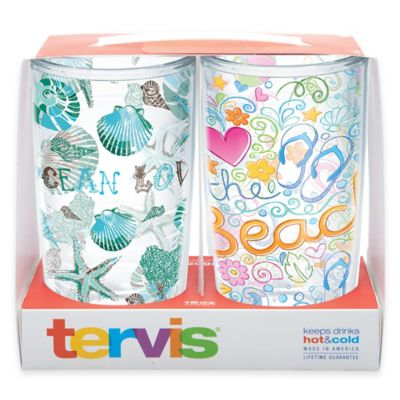 Tervis® Beach/Ocean 16 oz. Tumbler Gift Set (Set of 2)