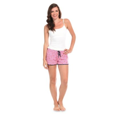 Extra-Large Hopi Women's Boxer Short in Pink