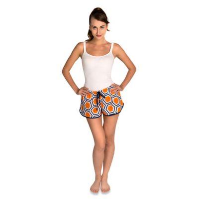 Extra-Large Roma Women's Boxer Short in Orange