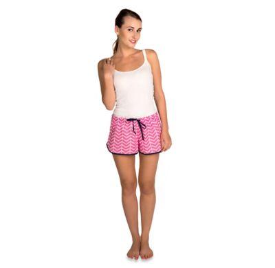 Extra-Large Vortex Women's Boxer Short in Pink