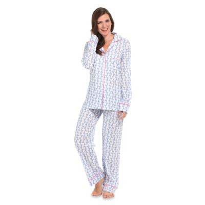 Vivienne Small Women's 2-Piece Pajama Pant Set in Lavender
