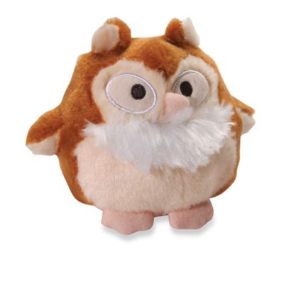 Charming Pet® Howling Hoots™ Dog Toy in Green
