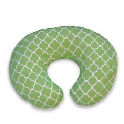 Boppy® Classic Plus Slipcover in Green Trellis