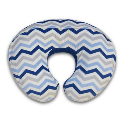 Boppy® Boutique Slipcover in Navy Chevron