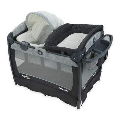 Graco® Pack 'n Play® Playard w/Newborn Napper® Oasis and Soothe Surround in Camden