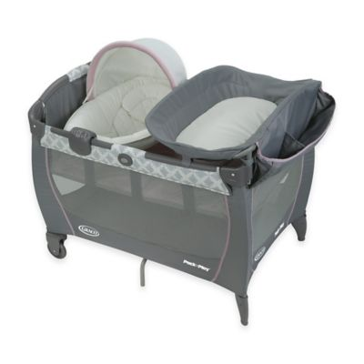 Graco® Pack 'n Play® Playard with Newborn Napper® LX and Soothe Surround™ in Raena