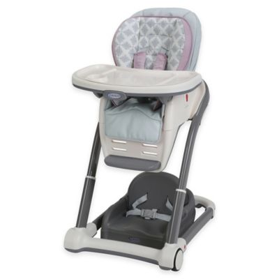 Graco® Blossom™ DLX 4-in-1 High Chair Seating System in Raena