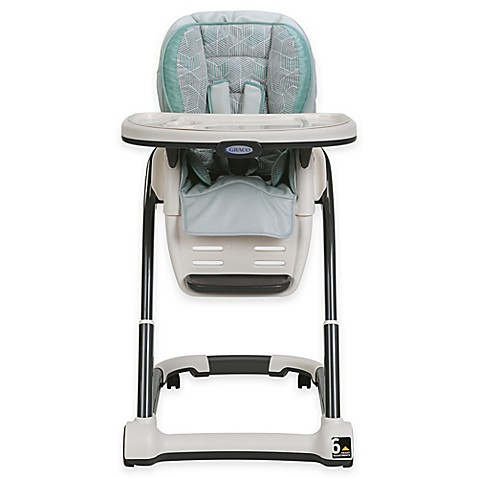 Gt graco 174 blossom dlx 4 in 1 high chair seating system in camden