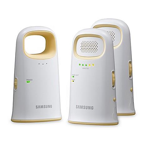 Samsung Wireless Baby Audio Monitor Www Buybuybaby Com