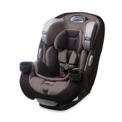 Safety 1st® Grow and Go™ Air 3-in-1 Car Seat in Black/Grey