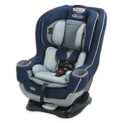 Graco® Extend2Fit™ Convertible Car Seat with RapidRemove™ Cover in Cadet