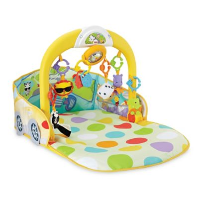 Fisher Price® 3-in-1 Convertible Car Gym