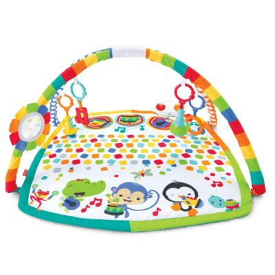 Infant Toys > Fisher-Price® Baby's Bandstand Play Gym