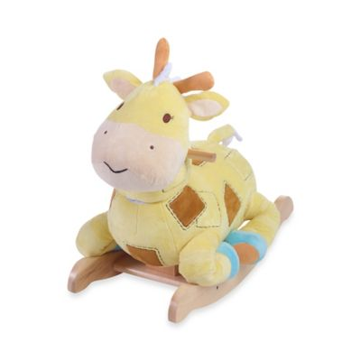 Rockabye™ Patch the Giraffe Musical Play and Rock