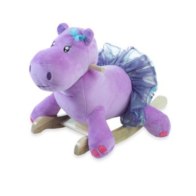 Rockabye™ Gracie the Hippo Musical Rocker
