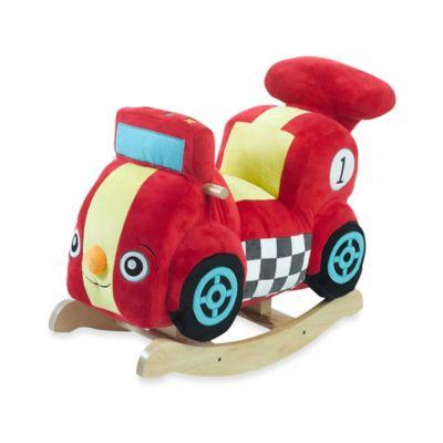 Rockabye™ Speedy the Race Car Musical Rocker