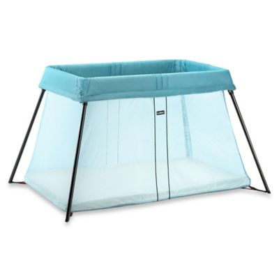 BABYBJORN® Travel Crib Light in Turquoise