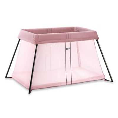 BABYBJORN® Travel Crib Light in Pink