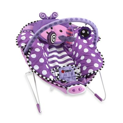 Sassy® Cuddle Bug Butterfly Bouncer