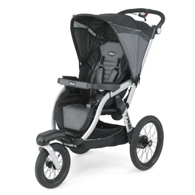 Jogging Strollers > Chicco® Tre™ Jogging Stroller in Titan