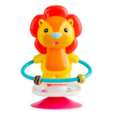 High Chairs > Bumbo Luca Lion Suction Toy in Blue