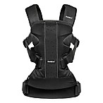 BABYBJORN® Baby Carrier One Air in Black Mesh