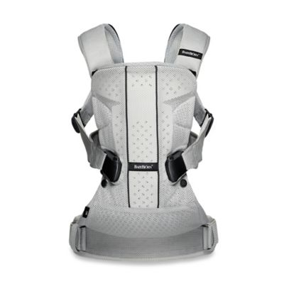 BABYBJORN® Baby Carrier One Air in Silver Mesh