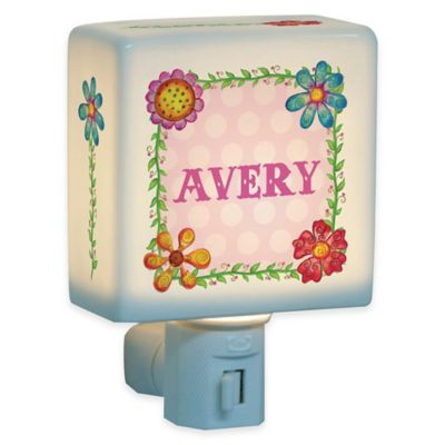 Flowers Nightlight