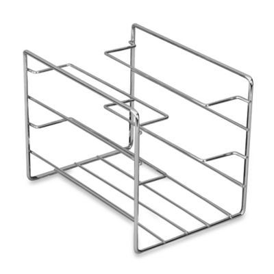 Better Houseware Wrap Caddy in Chrome