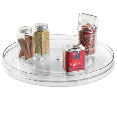 InterDesign® Pantry/Cabinet Linus Lazy Susan Small Turntable