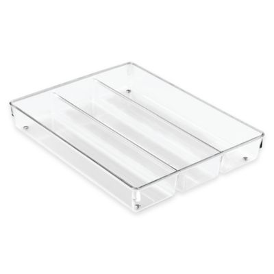 InterDesign® Linus Utensil Tray