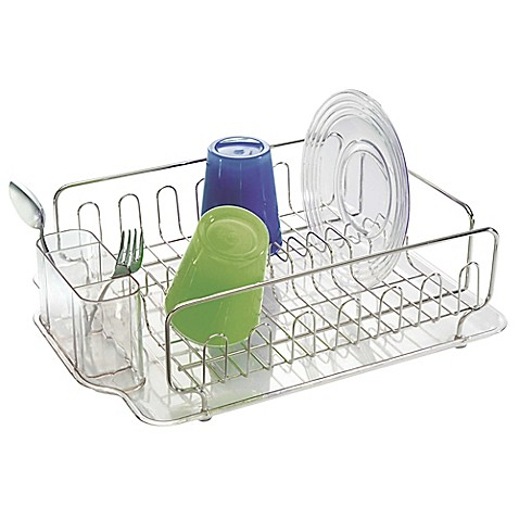 Buy Interdesign 174 Forma Lupe Dish Drainer In Stainless