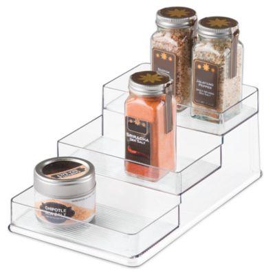 Organic Spice Rack Shelf
