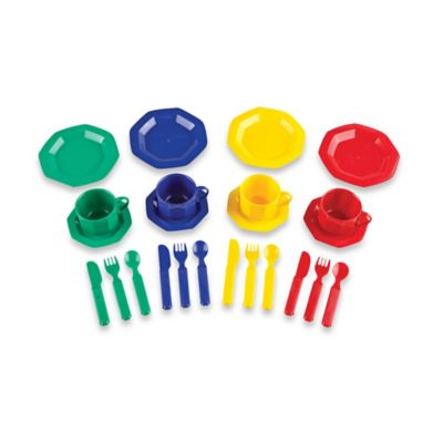 Learning Resources Pretend & Play® Dish Set
