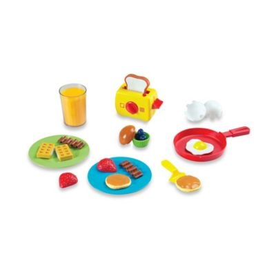 Learning Resources Pretend & Play® Rise and Shine Breakfast